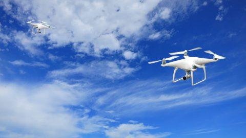 Raport: Drony w budownictwie.